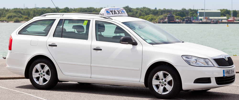 Our White Taxis Southampton Hackney And Private Hire